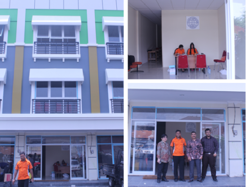 Kantor Sekretariat Ikatan Surveyor Indonesia Terbaru Sebagai Rumah Kegiatan Surveyor Indonesia